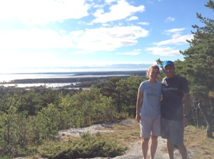A little hike at Sebasco