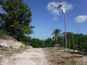 Solar Panels for Street Lights