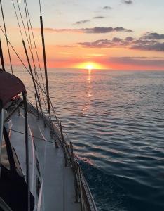 Our first Bahamas Sunrise