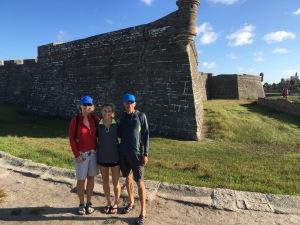 Fort Castillo de San Marcos