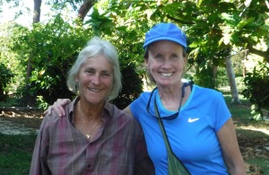 Leslie Harrington, we have many mutual friends from Maine!
