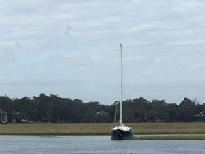 Anchored or stuck?