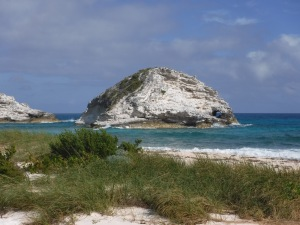 Bell Rock off Cambridge Cay