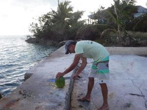 Bill prepares a CocoLoco
